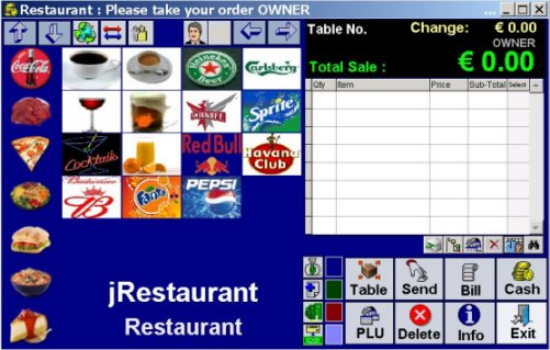 Jrestaurant Pos Your Favourite Point Of Sale